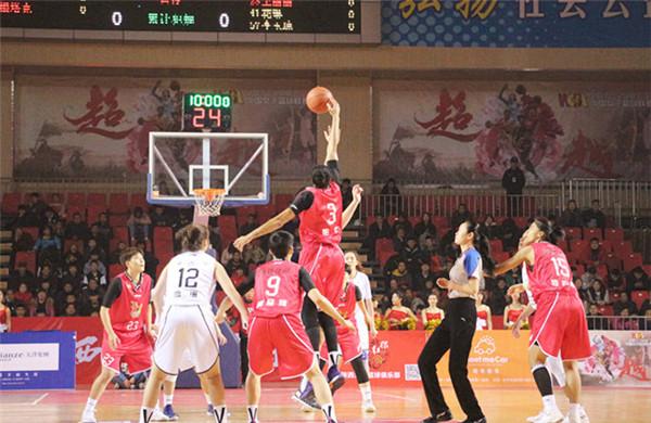 【WCBA第十九轮】陕西天泽西凤队主场迎战,78:104不敌新疆体彩